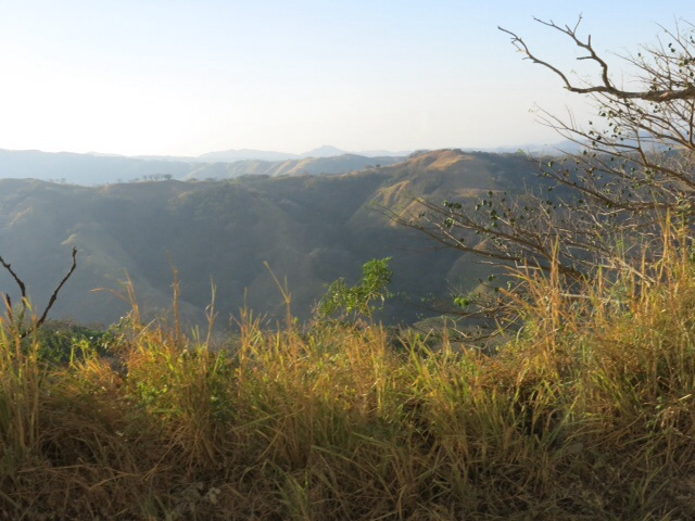 On the road from Monteverde