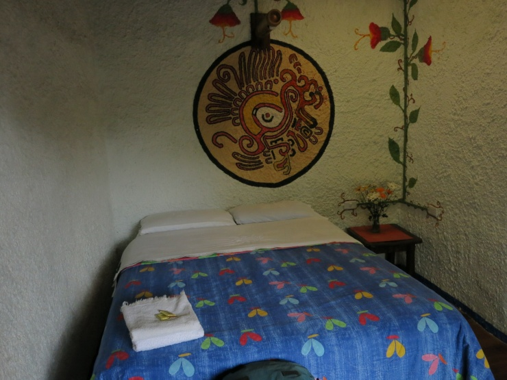 My room at Casa de Nelly