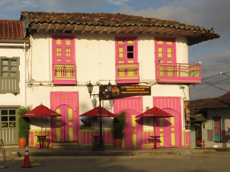 Restaurant in the Plaza