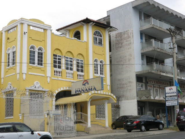 Buildings in Panama City