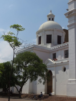 Cathedral in Santa Marta