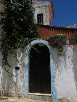 Doorway in Luz
