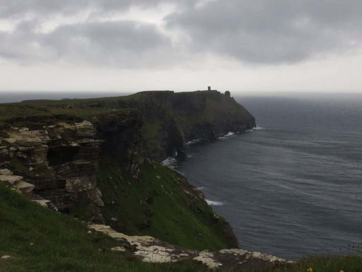 Gloomy Cliffs of Moher