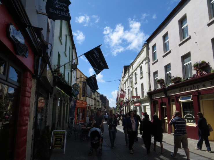 Street in Galway