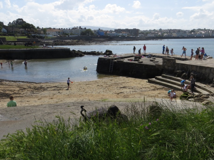 View towards Sandycove