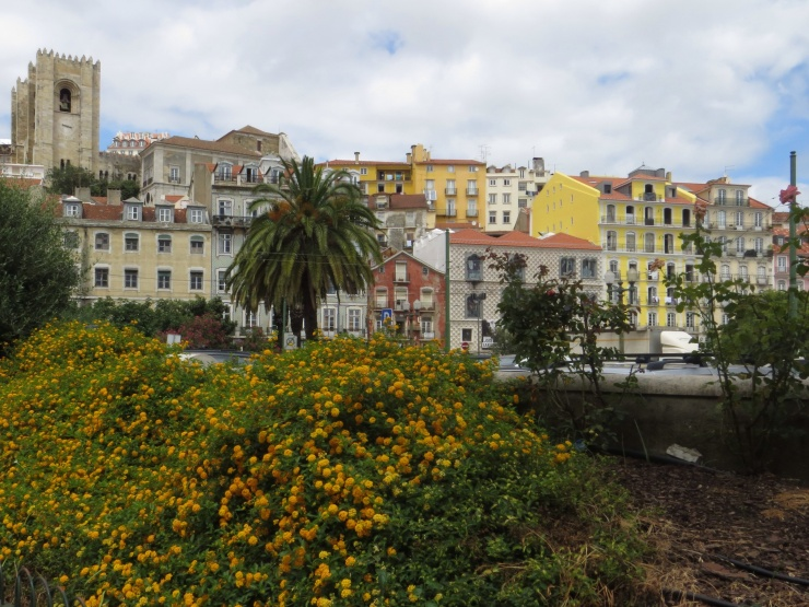 Assortment of Lisbon buildings