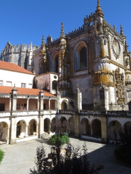 The Convent in Tomar