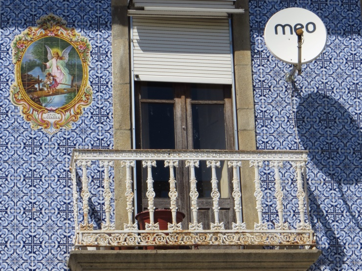 Balcony in Aveiro