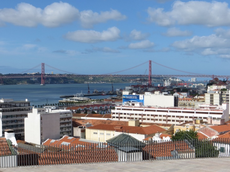 16 April Bridge over the Tagus
