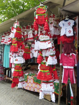 Outfits for Portuguese children