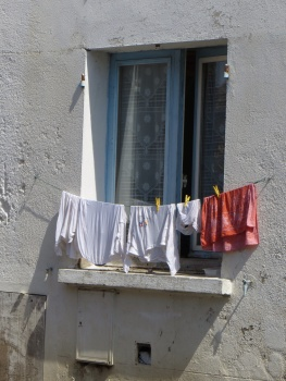 Where else would you hang your washing?