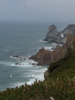 West coast at Cabo da Roca