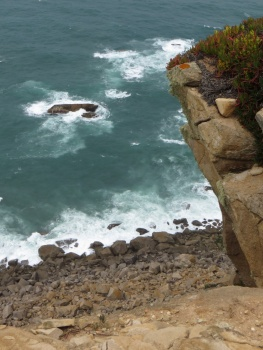 Rocks at Cabo da Roca