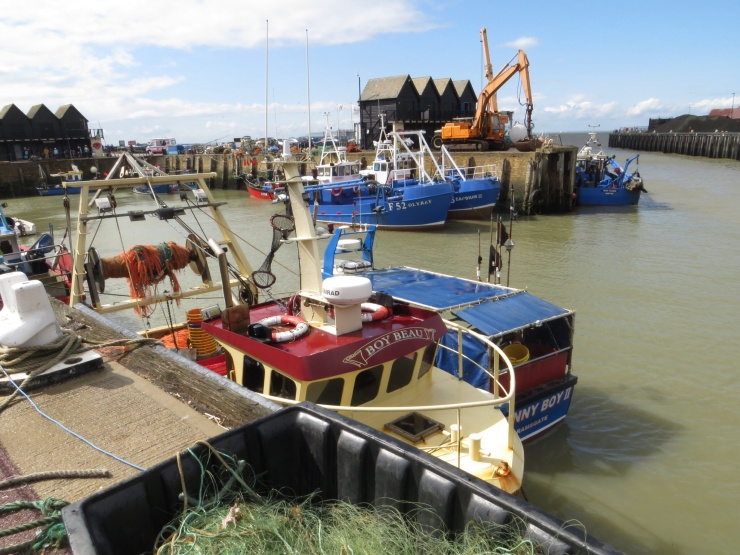 Whitstable port