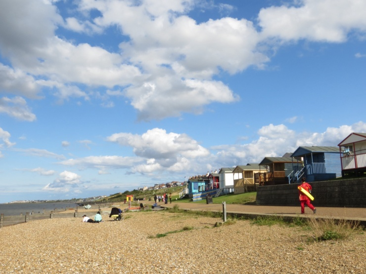 The beach at Tankerton