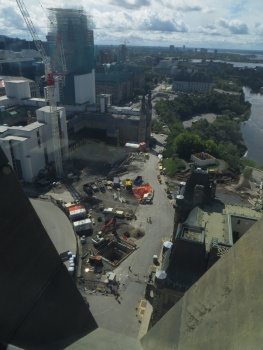 Lots of building work in Ottawa