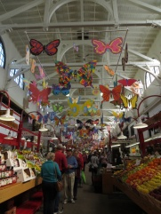 Inside the Market Place