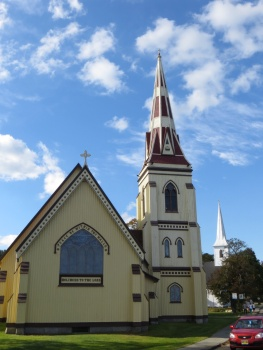 Churches in Mahone Bay