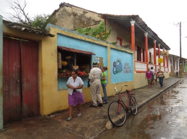 Small shop in Baracoa