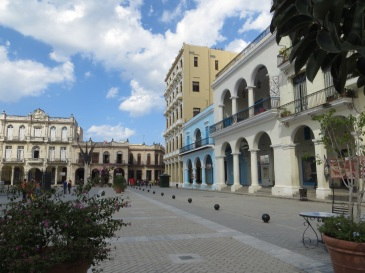 Plaza Viejo (completely restored)