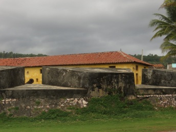 The old gaol in Baracoa