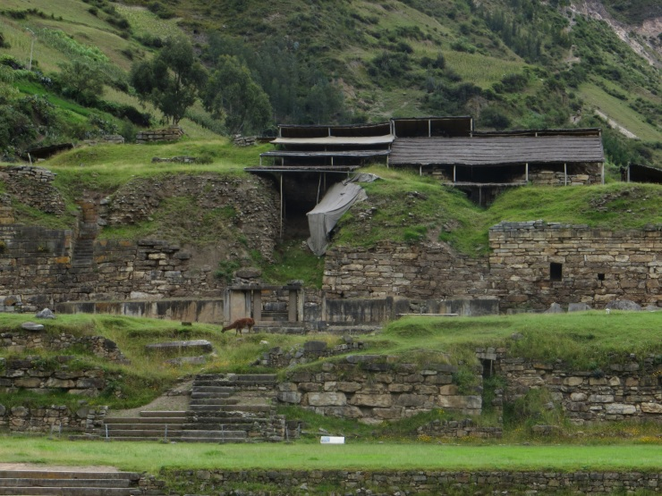 The Temple at Chavin