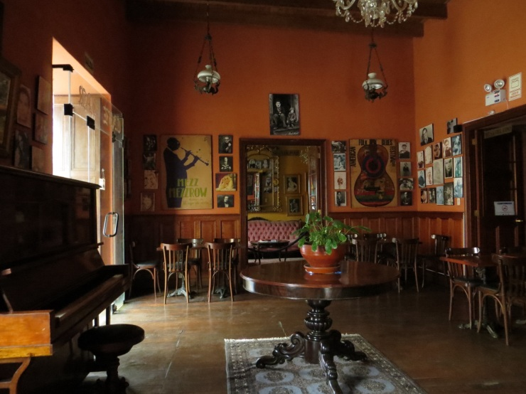 Cafe Museo in Trujillo