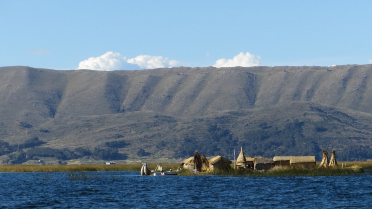 Another Uros island