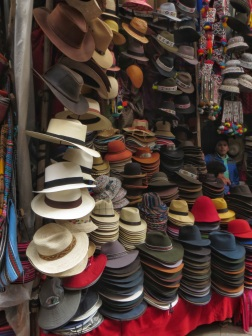 Hats, hats and more hats!