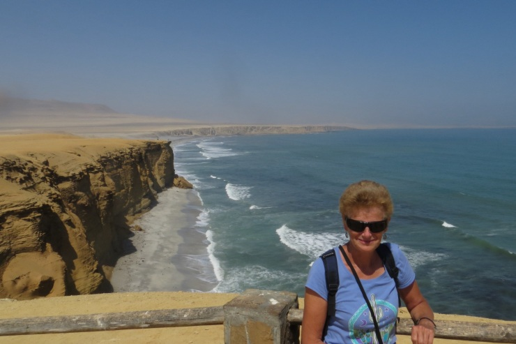 In the Paracas National Park