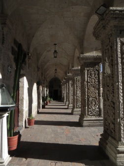 Cloisters of the Jesuit Church