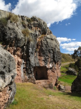 Inca gateway to the other world?