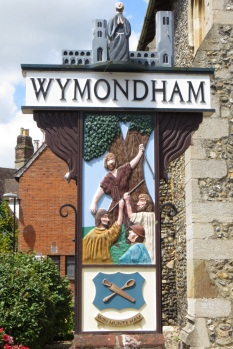 Sign in Wymondham