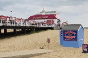 Pier at Great Yarmouth