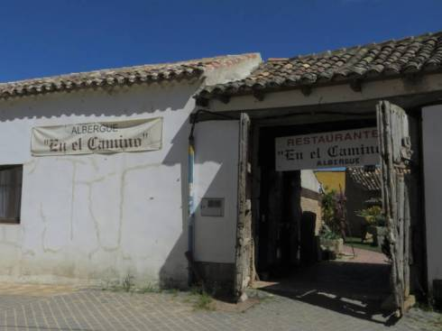Entrance to En El Camino