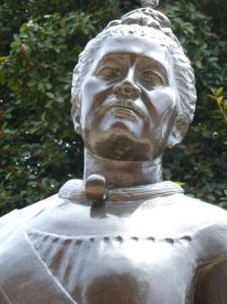 Statue of Queen Liliuokalani