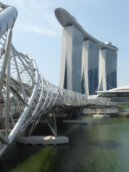 Bridge to Marina Sands
