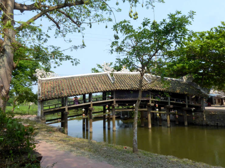 Old Bridge at Tuy Chanh