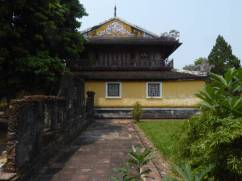 One of the temples at the Imperial City