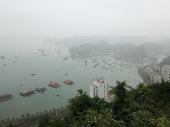 View from Canon Fort